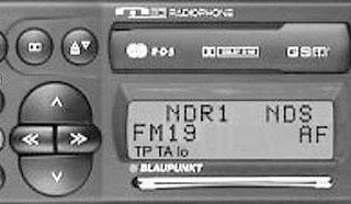 Alfa romeo 932 RDS BP7981 GSM phone code