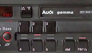 AUDI GAMMA CC AUZ2Z3 wide panel