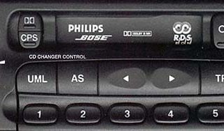 PHILIPS CCR800 BOZE GM0800 no display CODE