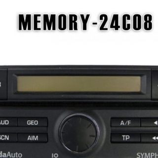 SKODA SYMPHONY CD TECHNISAT 6Y0035156E SKZAZ9