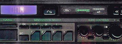 ford 2006 SOUND 2000 89AB-18K876-BA code