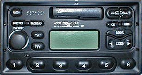 ford 4050 RDS EON YM21 18K876 FB code