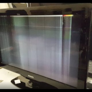 PHILIPS 32PFL3506H/12 repair tv screen