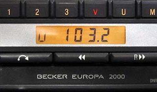 BECKER EUROPA 2000 be 1100