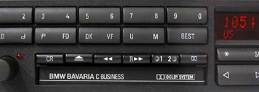 BMW BAVARIA C BUSINESS be 0774 code