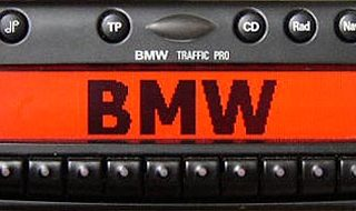 BMW TRAFFIC PRO be 4769 code