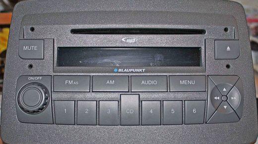 FIAT 169 C1V2 MP3 BP6386 CODE free