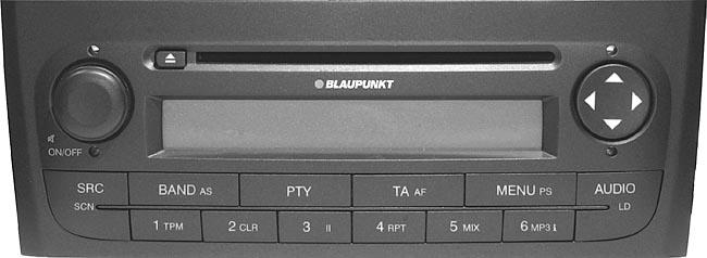 FIAT 199 CD BP6327 code free