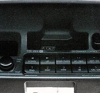 FIAT 22DC710/64S PHILIPS CODE