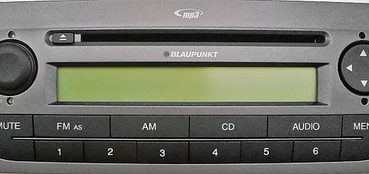 FIAT D323 MP3 TESB05 blaupunkt BP6348 CODE
