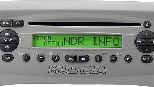 FIAT MULTIPLA CD BP 2372