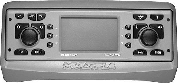 FIAT MULTIPLA TRAVELPILOT RNS4 BP 2400