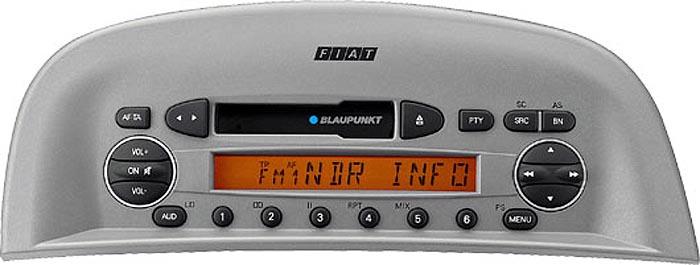 FIAT PALIO CC BP1371 code