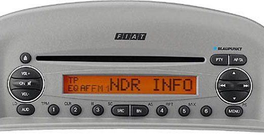 FIAT PALIO CD BP1372 code
