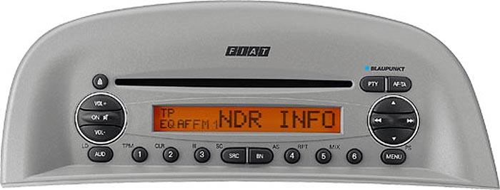 FIAT PALIO CD BP3322 code