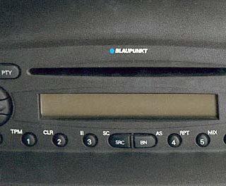 FIAT PUNTO HIGH CD BP1376 code