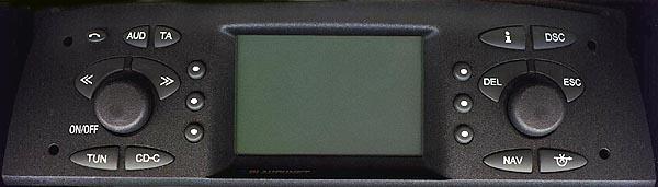 FIAT RNS 3 BP 1430 code