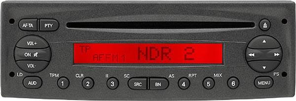 FIAT SCUDINO CD HIGH BP 0370 code