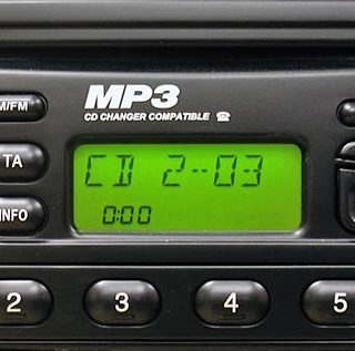 FORD 6000MNE MP3 RDS code