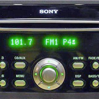 ford SONY C3070C214 MP3 RDS 4M5T 18C815 BH visteon code