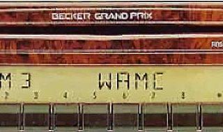 BECKER GRAND PRIX 2000 CD be2235 code