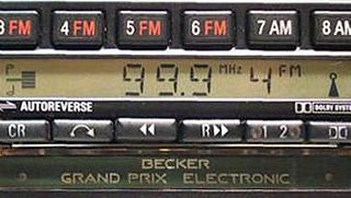 BECKER GRAND PRIX ELECTRONIC be754 code