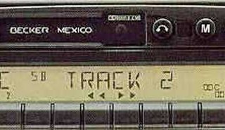 BECKER MEXICO panel be2340 code