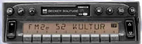 BECKER SOLITUDE CC panel be2039 code