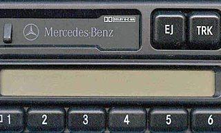 Mercedes Benz EXQUISIT BE1492 code