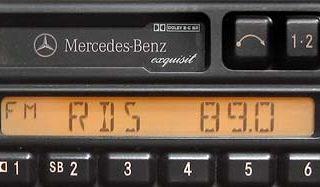 MERCEDES BENZ EXQUISIT PA1320 CQ-LP1320L MATSUSHITA code