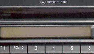 MERCEDES BENZ CD mf2197 code