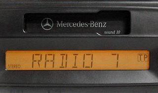 MERCEDES BENZ SOUND 10 be4113 code