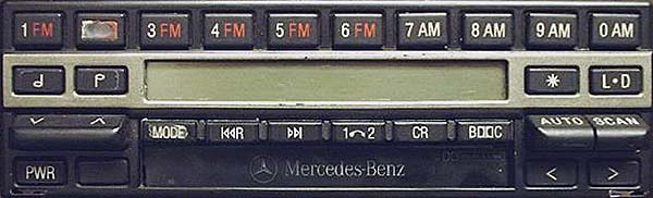 MERCEDES BENZ MEXICO be1436 code