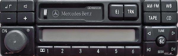 MERCEDES BENZ be1692 SAB80C515-N CODE