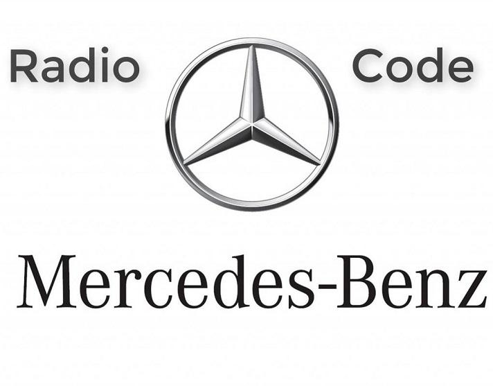 Mercedes Benz TRUCKLINE CC10 24v blaupunkt code