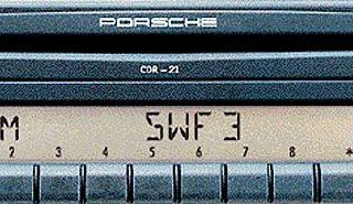 PORSCHE CDR-21 becker be2260 code