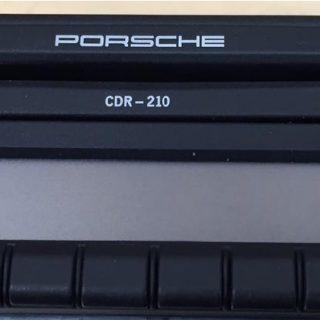 PORSCHE CDR-210 BECKER BE2282 code