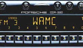 PORSCHE CDR-220 BECKER be4462 code