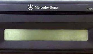 MERCEDES BENZ SOUND 30 CD be4613 code