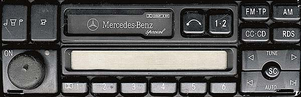 MERCEDES BENZ SPECIAL be1650 code