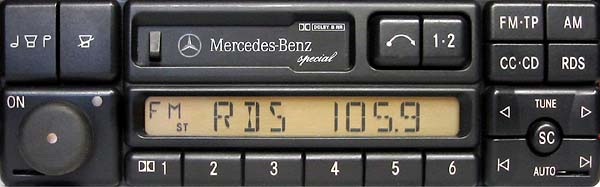 MERCEDES BENZ SPECIAL be2210 code