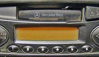 MERCEDES BENZ TRUCKLINE CC20 24v VISTEON code