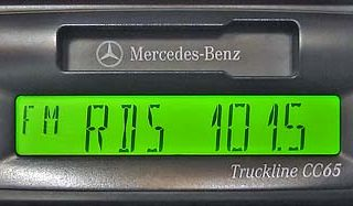MERCEDES BENZ TRUCKLINE CC65 BE7043 24v code
