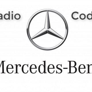 Mercedes Benz AUDIO 5 CQ-LP3830S code MATSUSHITA