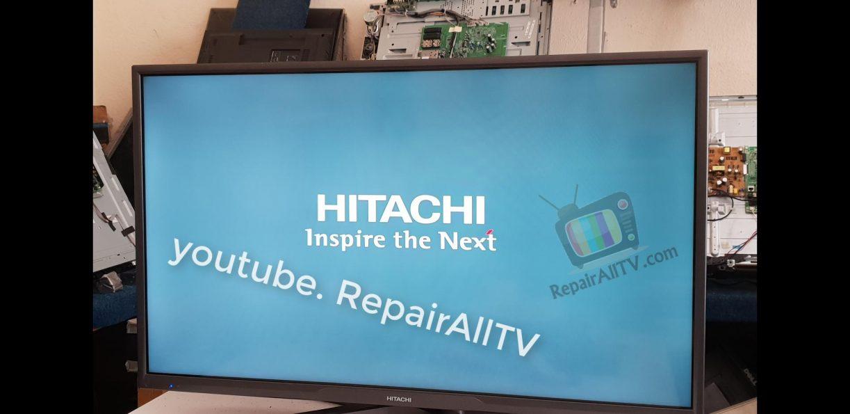 HITACHI 39HXC02 BIN 25Q64 25QH16