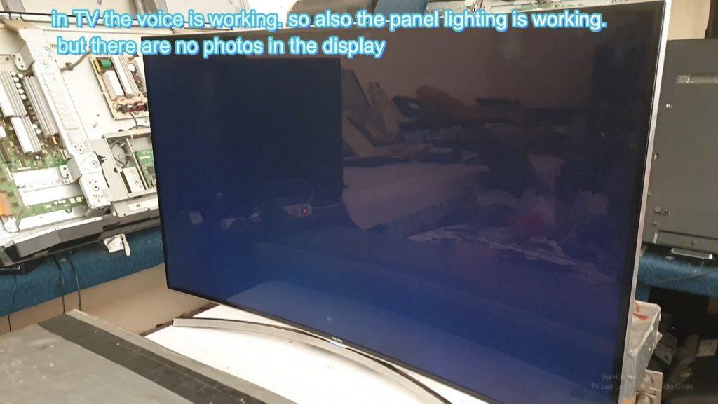 SAMSUNG  TV Curved