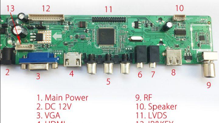 LA.MV56U.A software motherboard iniversal