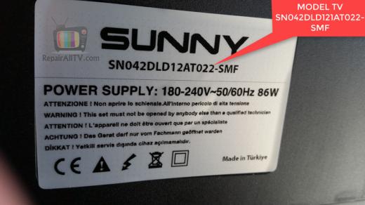 SUNNY SN042DLD121AT022-SMF