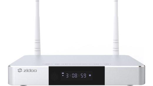 Zidoo Z9S TV Box firmware