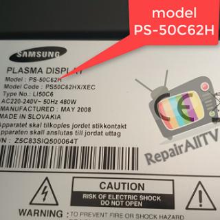 model PS-50C62H